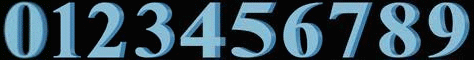 Style blue3d - CLICK HERE for making counter with this style