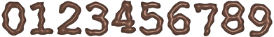 Style chocolat - CLICK HERE for making counter with this style