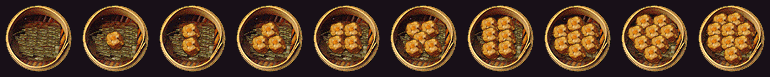 Style dimsum - CLICK HERE for making counter with this style