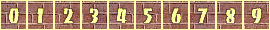 Style katt133 - CLICK HERE for making counter with this style